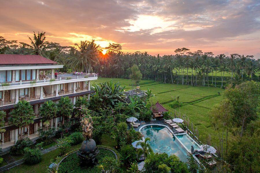 Indonesie Ubud OH HAM Resort Retreat 35