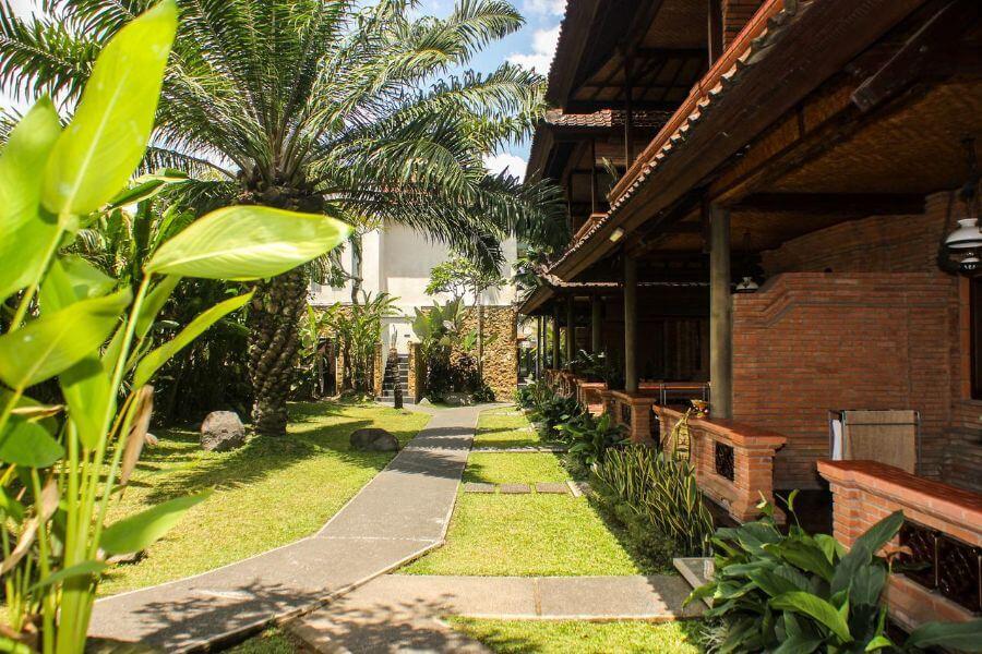 Indonesie Ubud The Grand Sunti 19