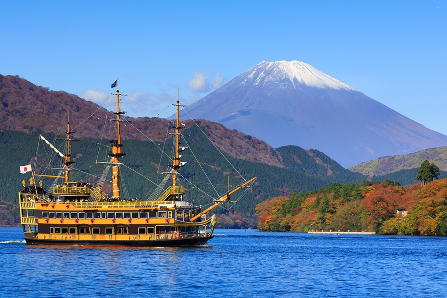 Boek de reis 'Dagexcursie naar Mt. Fuji (vanuit Tokio)'