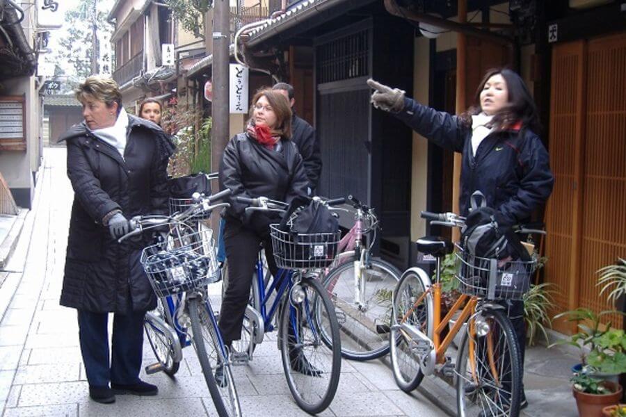 Japan Kyoto Fietsen 1 1