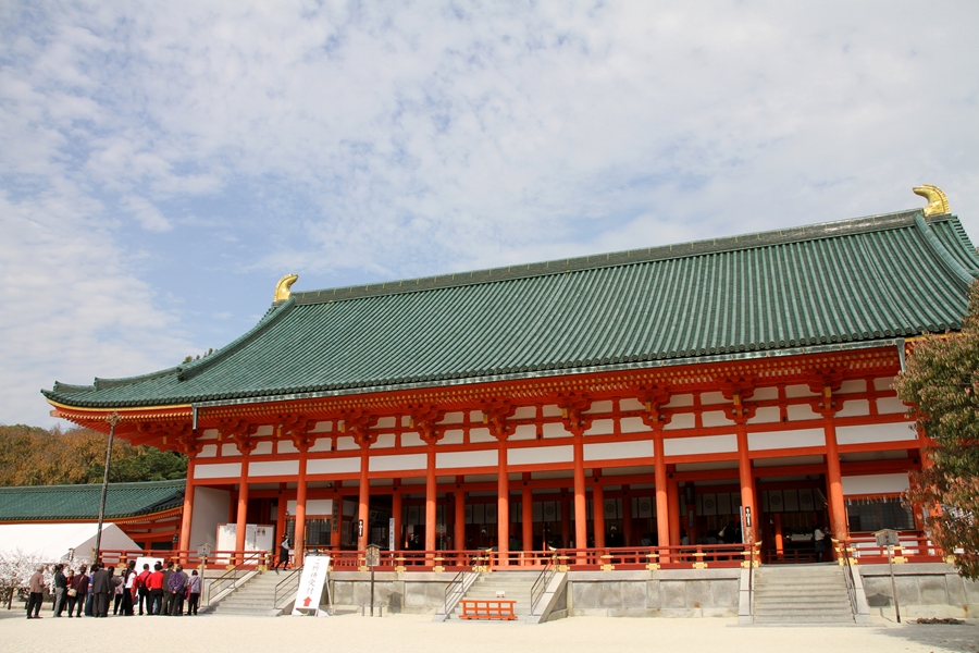 Japan Kyoto Imperial Palace