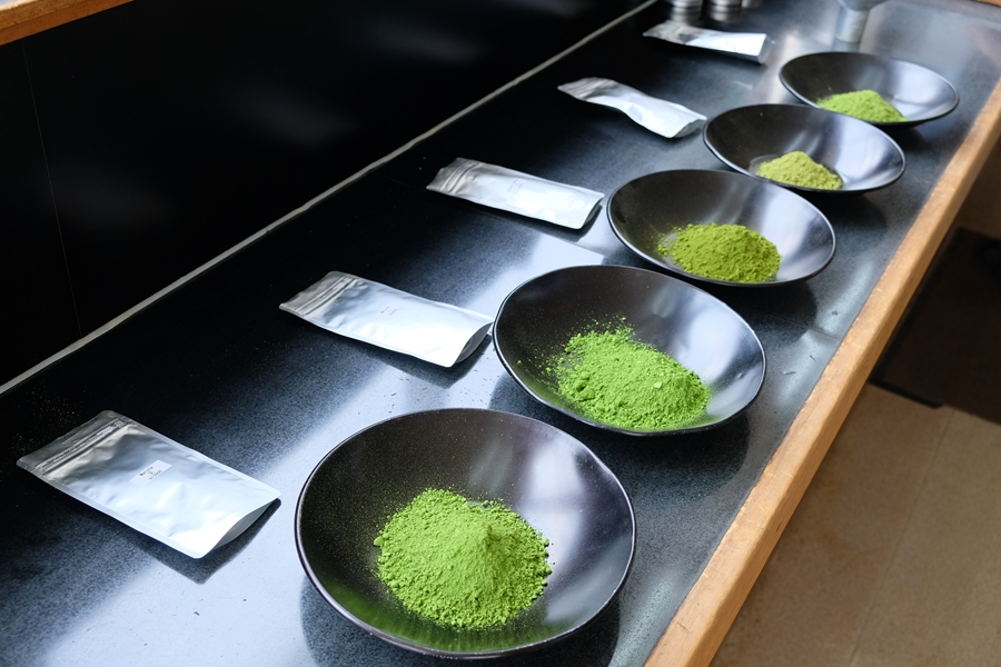 Japan Kyoto Matcha groene thee ceremonie