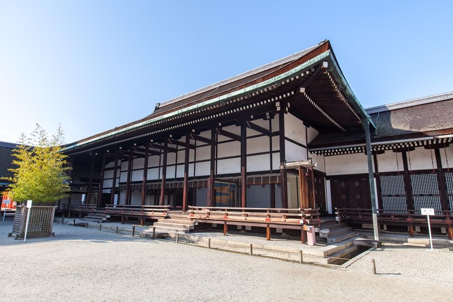 Japan Kyoto Seriyoden Imperial Palace
