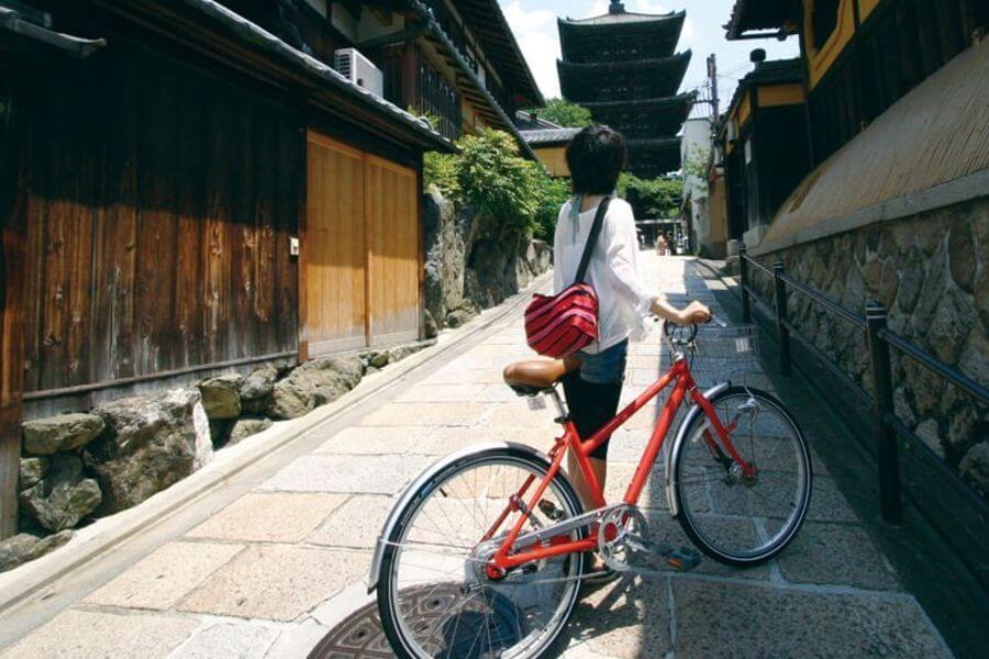 Japan Tokio Fietsen 1