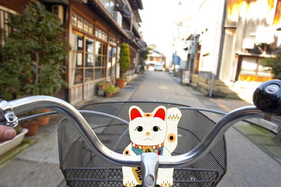 Japan Tokio Fietsen 2