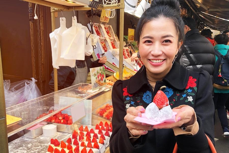 Japan Tokio Tsukji vismarkt