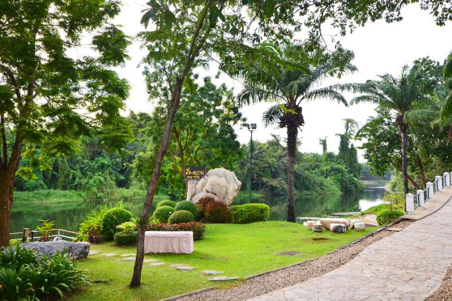 Kanchanaburi Thailand Bung Waan Resort Spa1