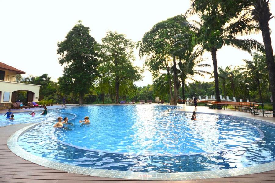 Kanchanaburi Thailand Bung Waan Resort Spa11