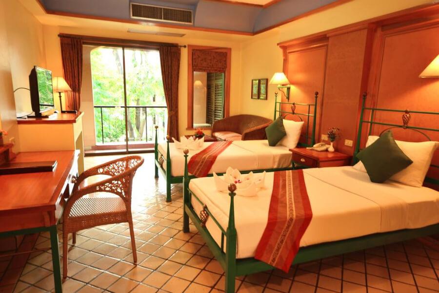 Kanchanaburi Thailand Bung Waan Resort Spa14