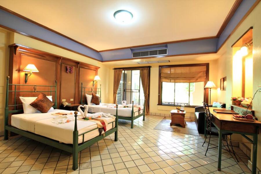 Kanchanaburi Thailand Bung Waan Resort Spa15