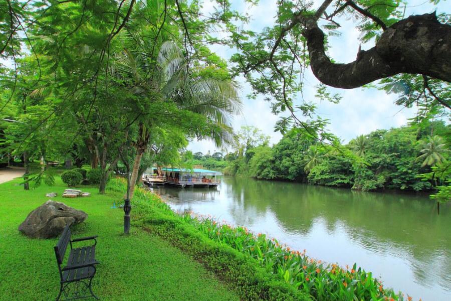 Kanchanaburi Thailand Bung Waan Resort Spa3