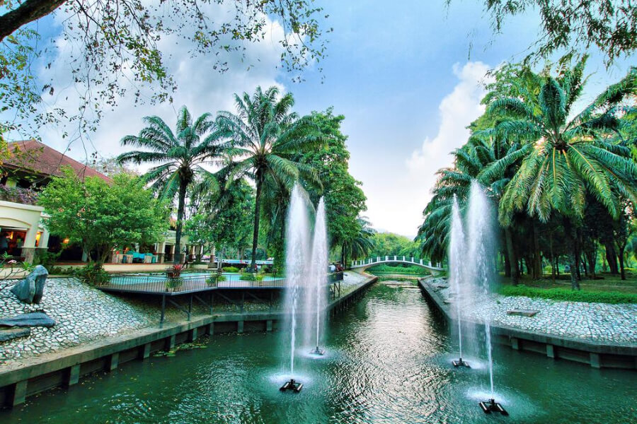 Kanchanaburi Thailand Bung Waan Resort Spa4