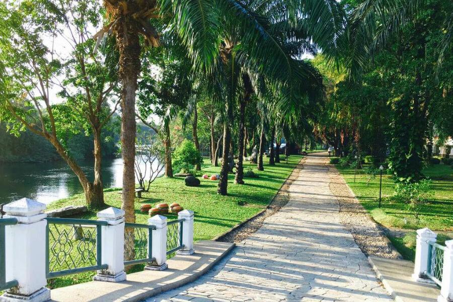 Kanchanaburi Thailand Bung Waan Resort Spa5