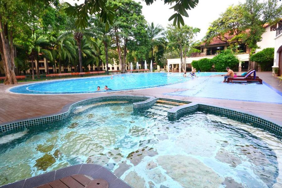 Kanchanaburi Thailand Bung Waan Resort Spa6