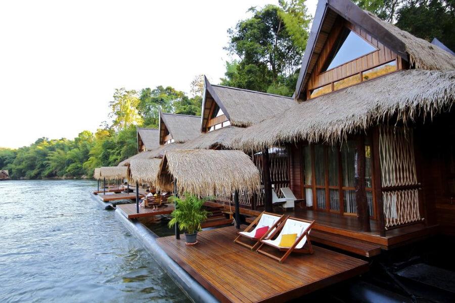 Kanchanaburi The Floathouse River Kwai Resort10
