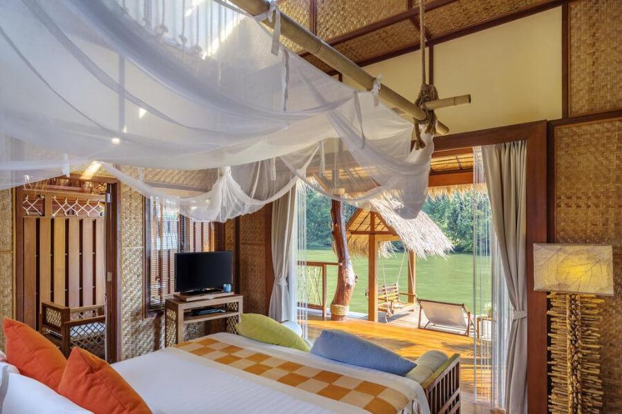 Kanchanaburi The Floathouse River Kwai Resort12