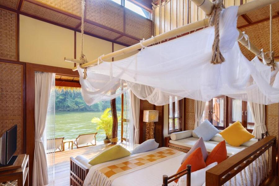 Kanchanaburi The Floathouse River Kwai Resort13