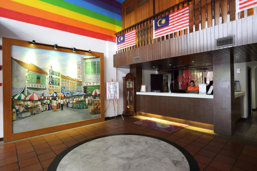 Kuala Lumpur Swiss Inn Hotel 1