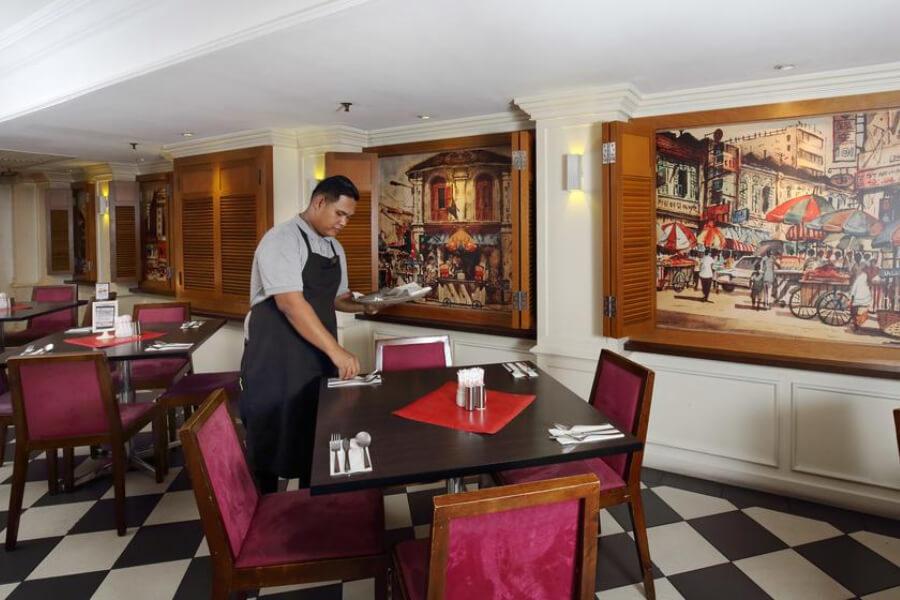 Kuala Lumpur Swiss Inn Hotel 10