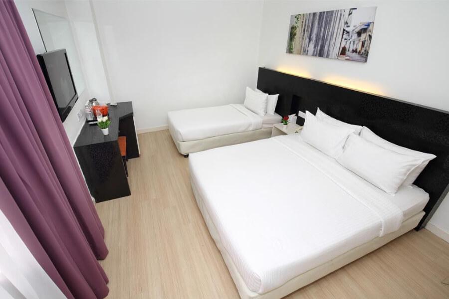 Kuala Lumpur Swiss Inn Hotel 14 1