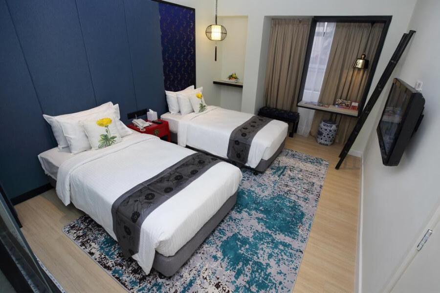 Kuala Lumpur Swiss Inn Hotel 7