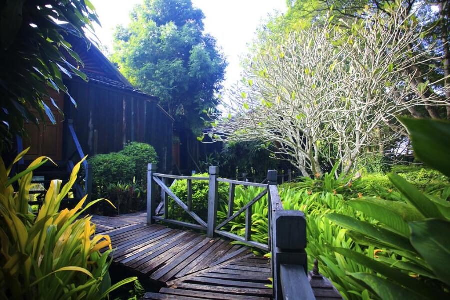 Lampang Lampang River Lodge1
