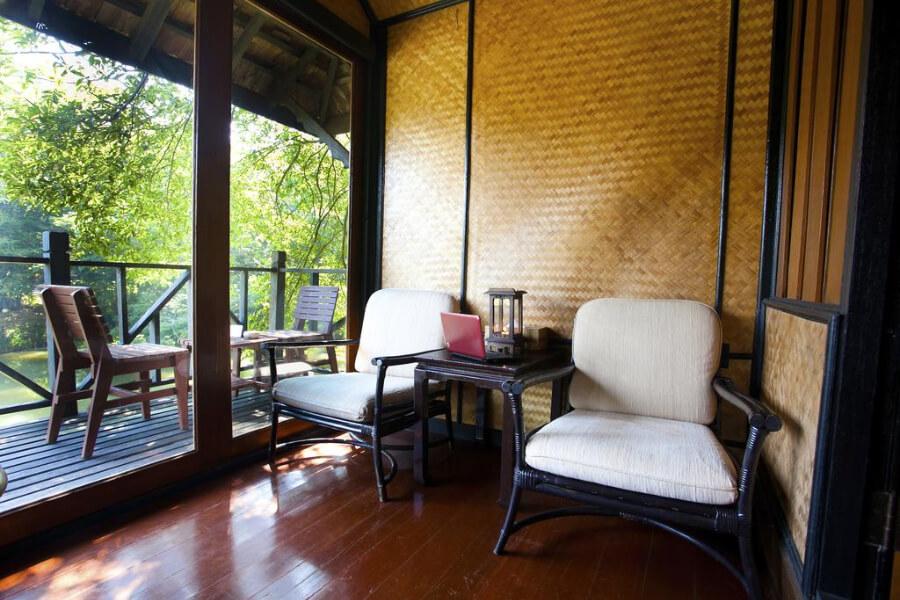 Lampang Lampang River Lodge13