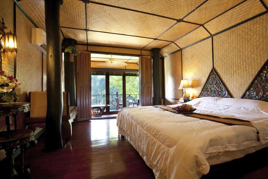 Lampang Lampang River Lodge14