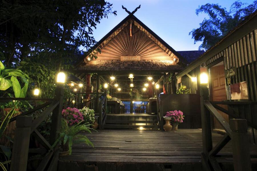 Lampang Lampang River Lodge15