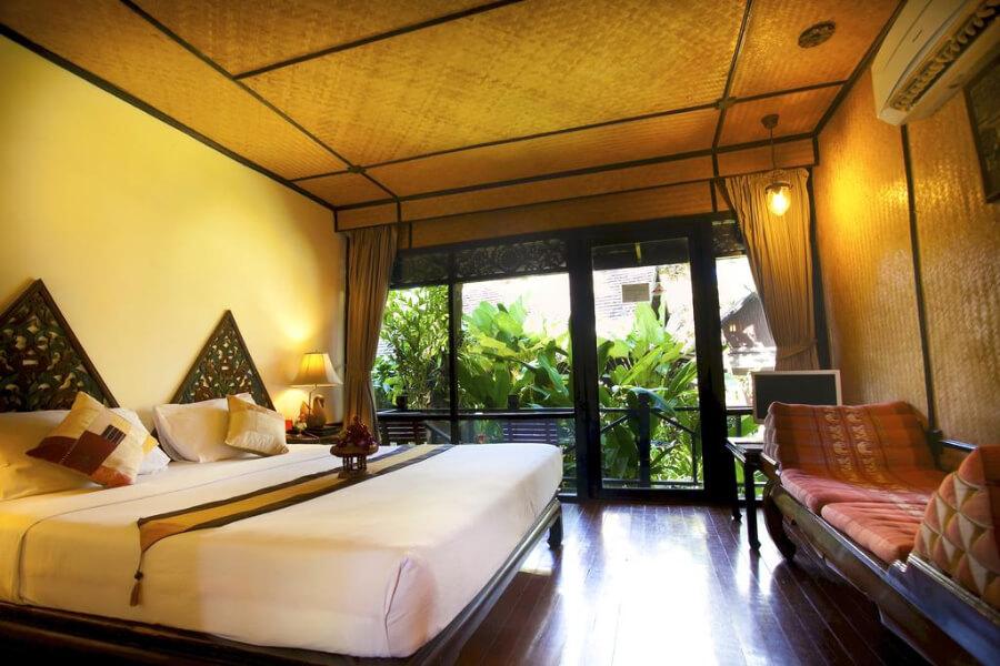 Lampang Lampang River Lodge16