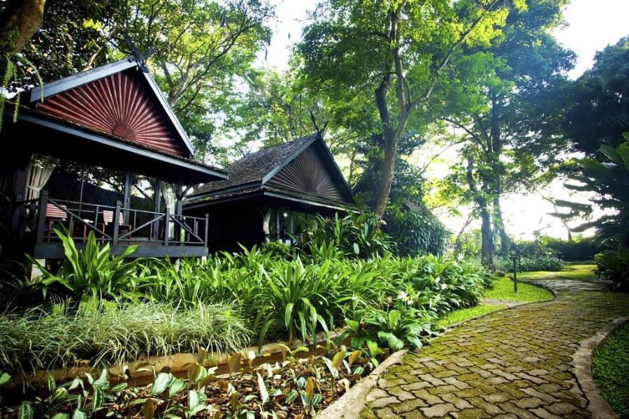 Lampang Lampang River Lodge2