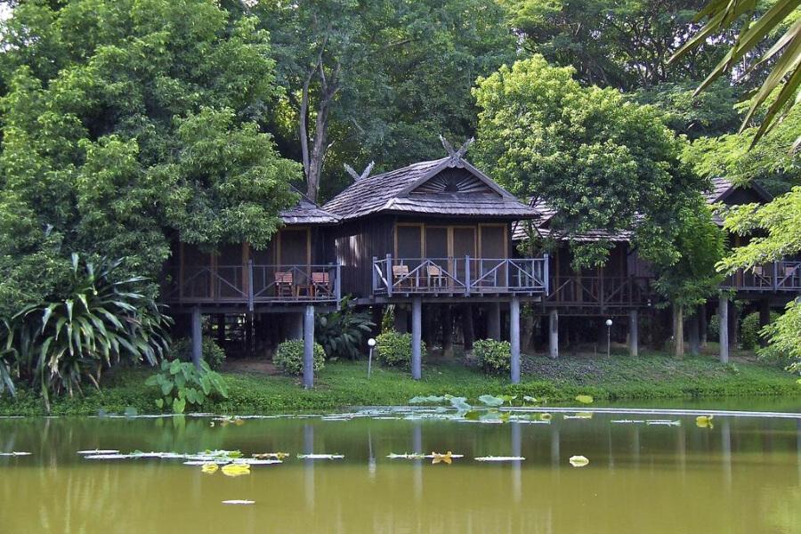 Lampang Lampang River Lodge3