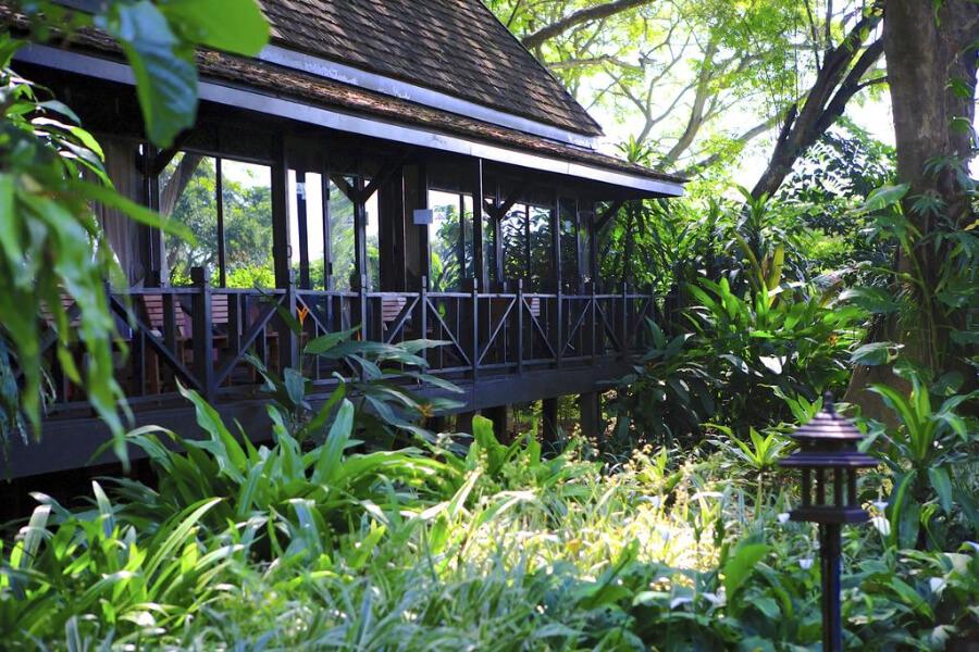 Lampang Lampang River Lodge4