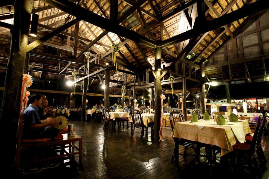 Lampang Lampang River Lodge5