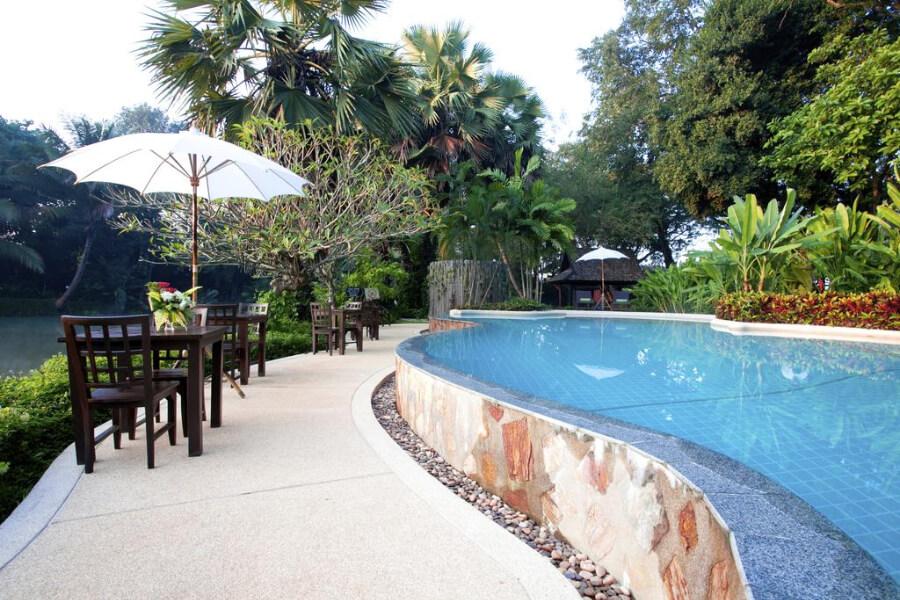 Lampang Lampang River Lodge7