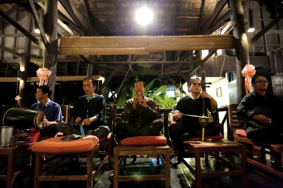 Lampang Lampang River Lodge8