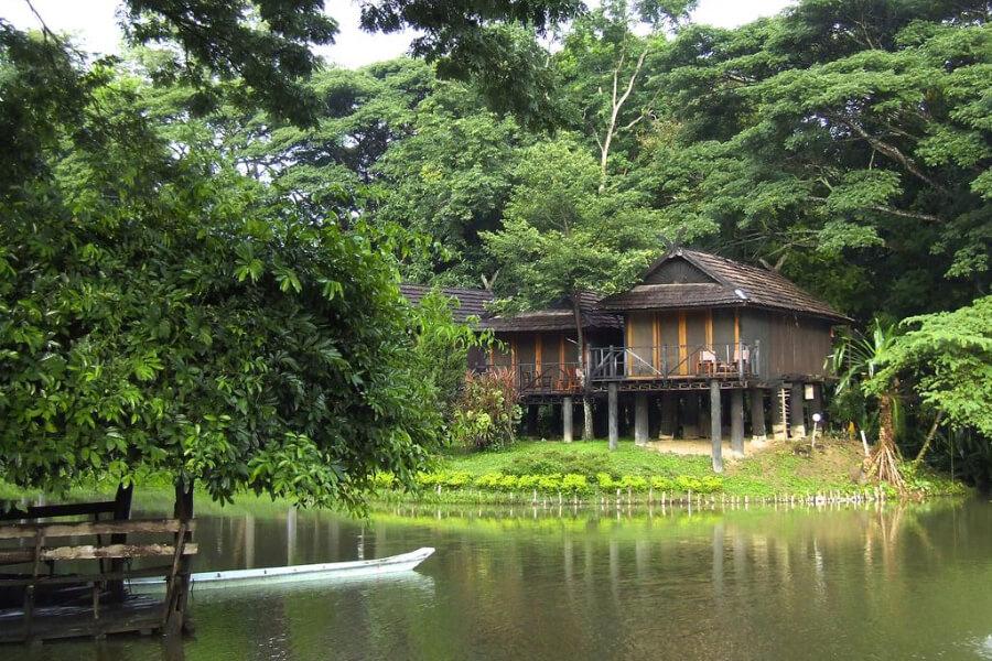 Lampang Lampang River Lodge9