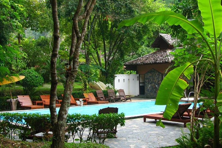 Maehongson Fern Resort Mae Hong Son12