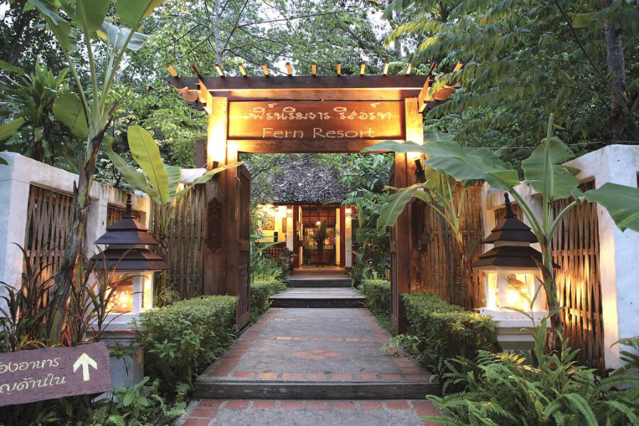 Maehongson Fern Resort Mae Hong Son6