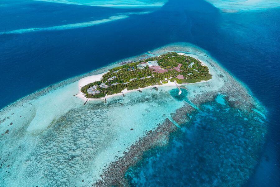 Malediven Embudu Village 2