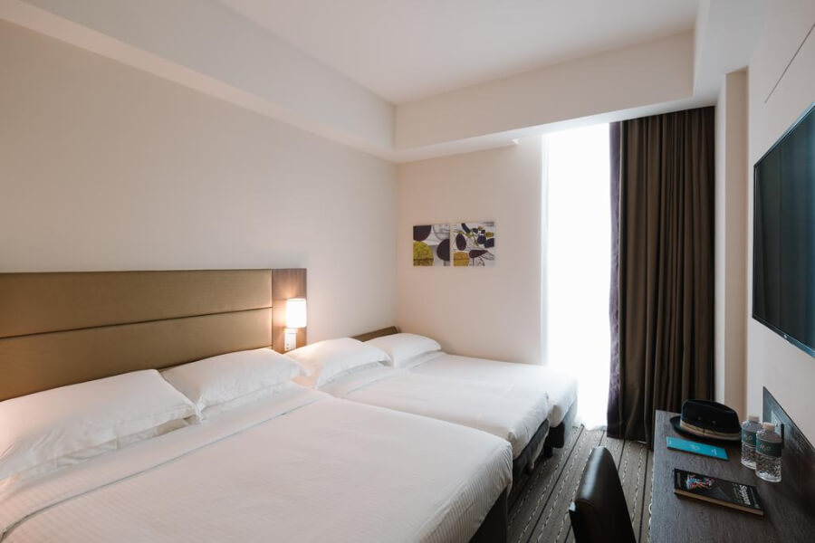 Maleisië Singapore Destination Beach Road Hotel22