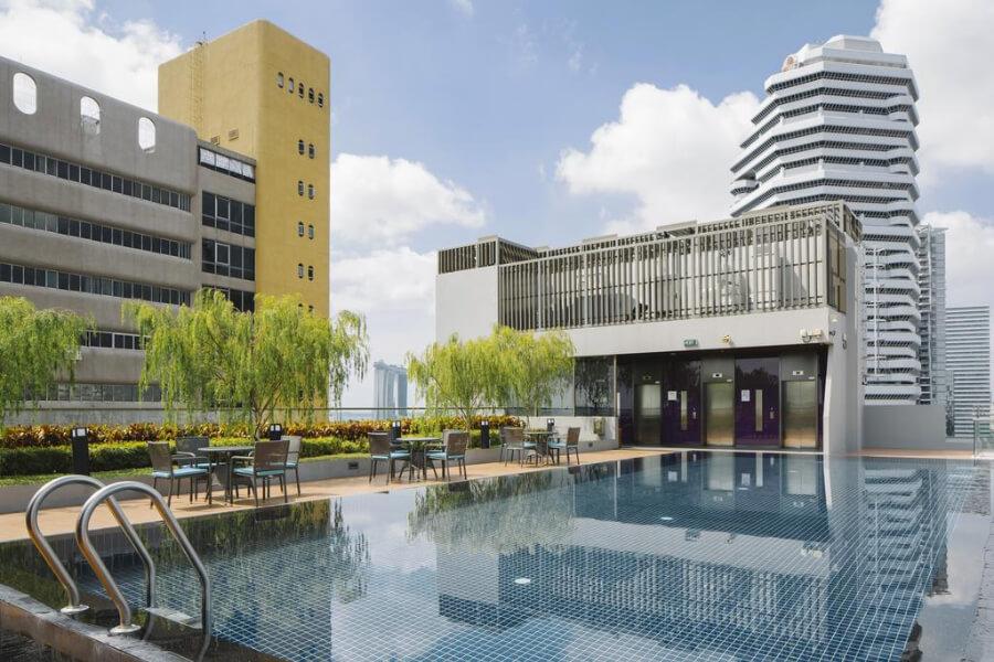 Maleisië Singapore Destination Beach Road Hotel3