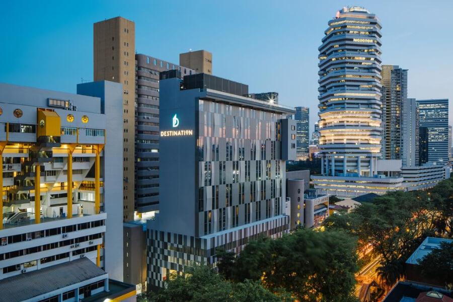 Maleisië Singapore Destination Beach Road Hotel7