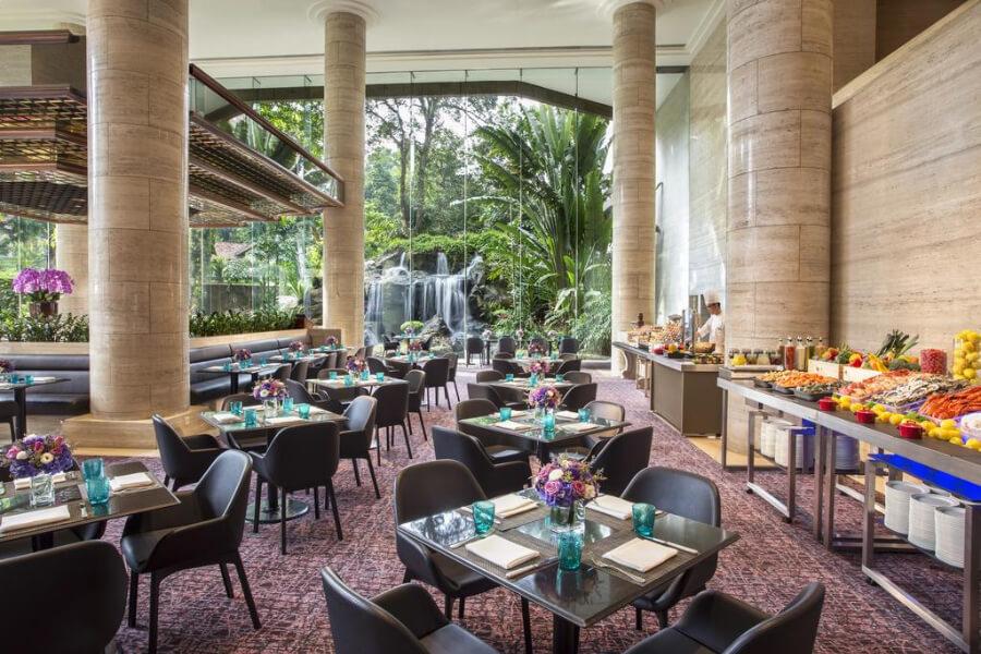 Maleisië Singapore Sheraton Towers Singapore Hotel1