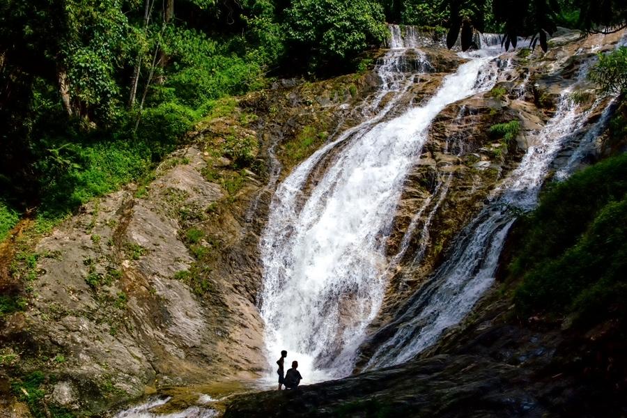 Maleisie Cameron Highlands Waterval