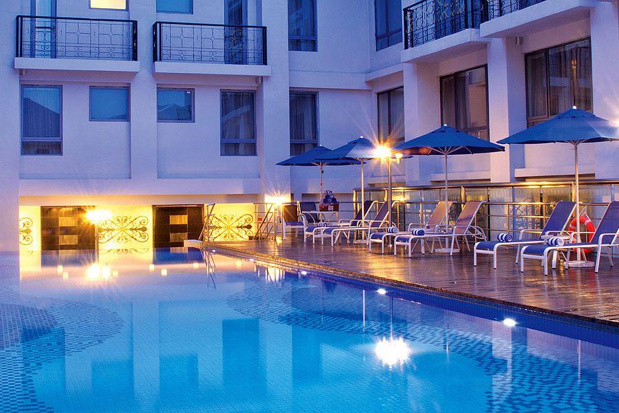 Maleisie Hotel George Town Penang Royale Chulan Penang 9