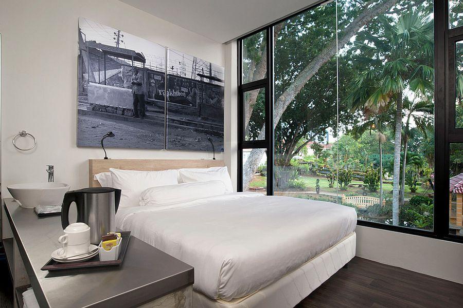Maleisie Hotel Melaka The RuckSack Caratel Melaka 2