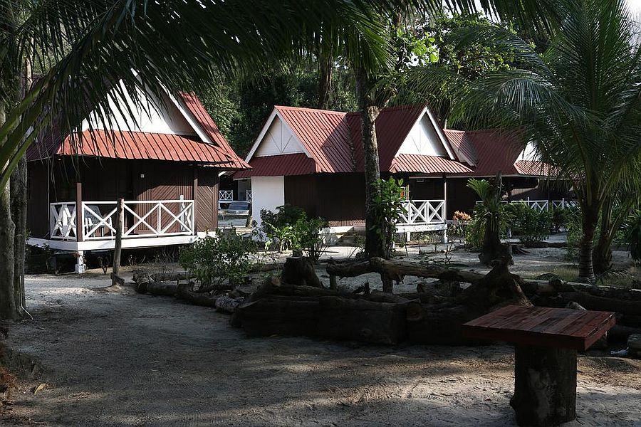 Maleisie Hotel Perhentian The Barat Resort Perhentian 2