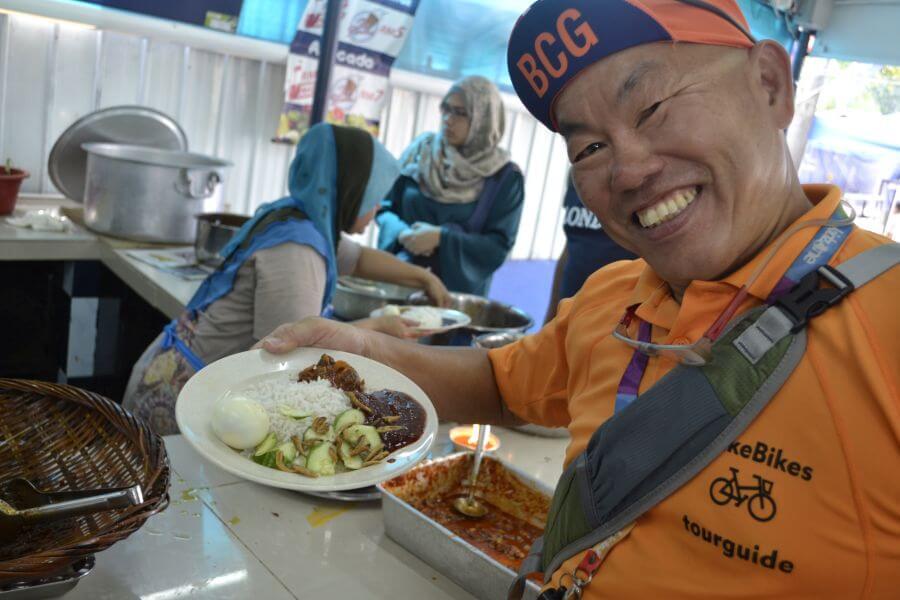 Maleisie Kuala Lumpur Fietstour 02