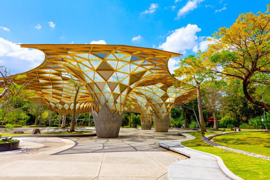 Maleisie Kuala Lumpur Perdana Botanische tuin